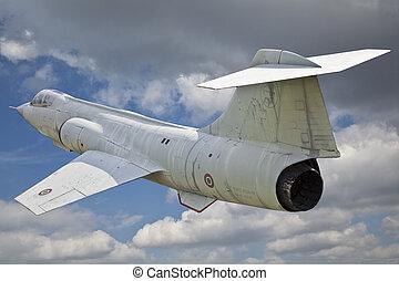 Italian warplane