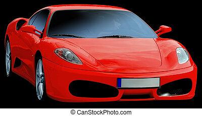 italiano, coche