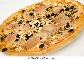 italiano, pizza
