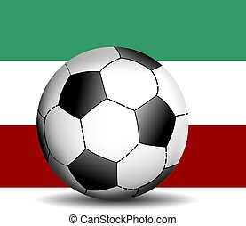 italien, boule football