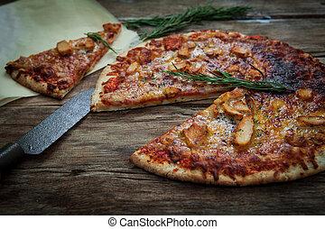 italien nourriture, pizza