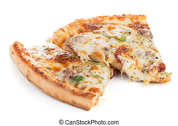 italiensk, pizza