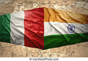 Italy and India