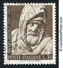 Nicodemus from Pieta
