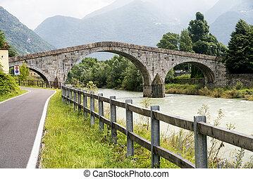italy), (lombardy, valtellina, sentiero, della