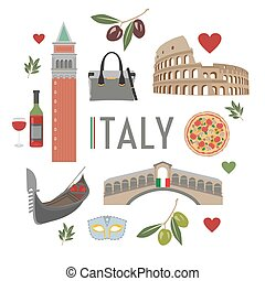 Italy travel and culture pt. 1 - Iconic Italian items and...