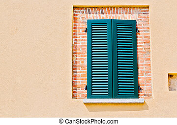 italy    window   in  europe    old