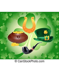 items to St. Patrick's Day