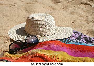 items2, plage