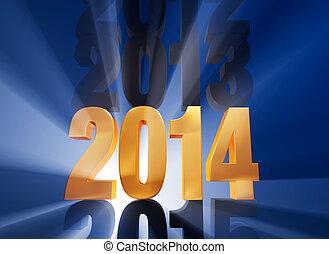 It's 2014!