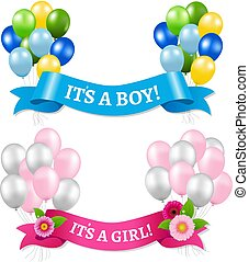 Its A Boy And Girl