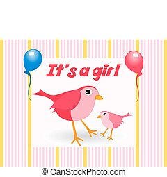Its A Girl