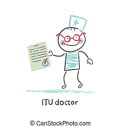 itu, document, docteur