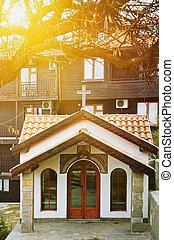 ivan, st. 。, rilski, 教会
