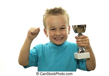 i\\\'ve, gewonnen, de, cup!