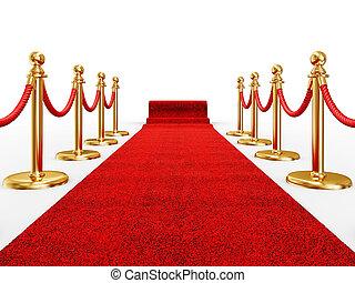 ivent, rood tapijt