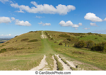 Ivinghoe Beacon Chiltern Hills uk - Ivinghoe Beacon Chiltern...