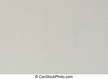 Ivory fabric wallpaper background - Off-white fabric...