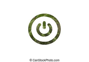 Ivy green start symbol