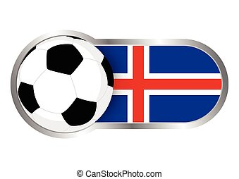 izland, jelvény, futballcsapat