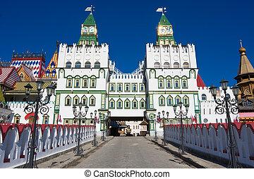izmailovo, kreml