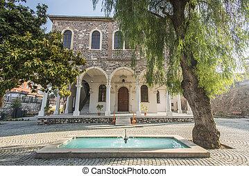 agios church voukolos - izmir, agios church voukolos