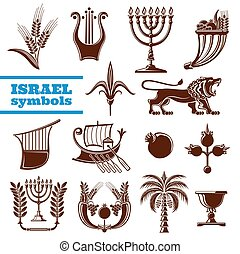 izrael, kultura, historia, judaizm, zakon, symbolika