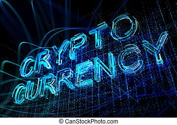 izzó, cryptocurrency, háttér