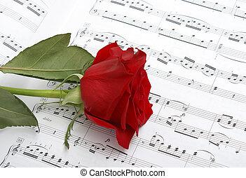 já, láska, hudba