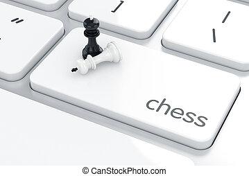 játék, fogalom, sakkjáték
