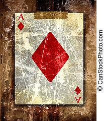 játék kártya