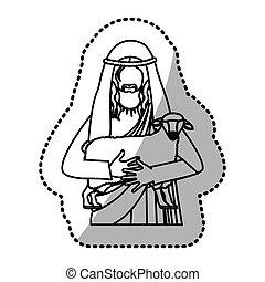 jésus christ, christianisme
