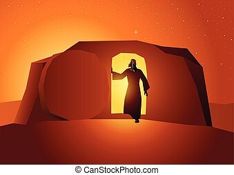 jézus, feltámadás