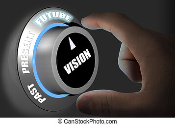 jövő, előre lát