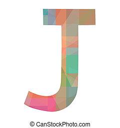 J alphabet