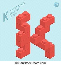 j, blocs, 手紙, プラスチック