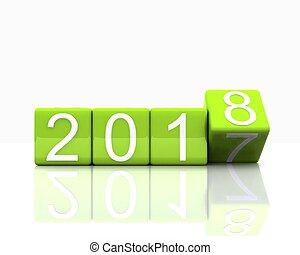 jaarwisseling, 2018