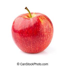 jabłko, jeden