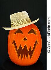 Jack O Lantern Hat