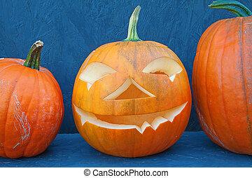 Jack-o-lantern pumpkin