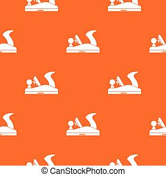 Jack plane pattern seamless