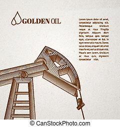jack., pumpa, nafta