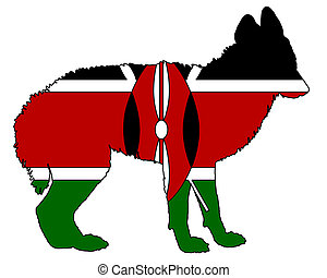 Jackal from Kenya