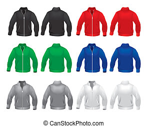 Jacket - The Perfect vector color jacket