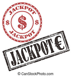 Jackpot-stamps