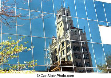 "Jackson Building Historic - Windows of the ""Windows on the..."