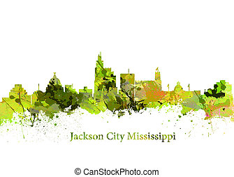 Jackson City Mississippi