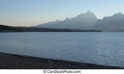 Jackson,  kayaker,  Yellowstone, See