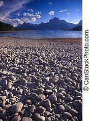 Jackson Lake - Grand Tetons