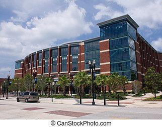 Jacksonville arena - modern design arean in Jacksonville,...